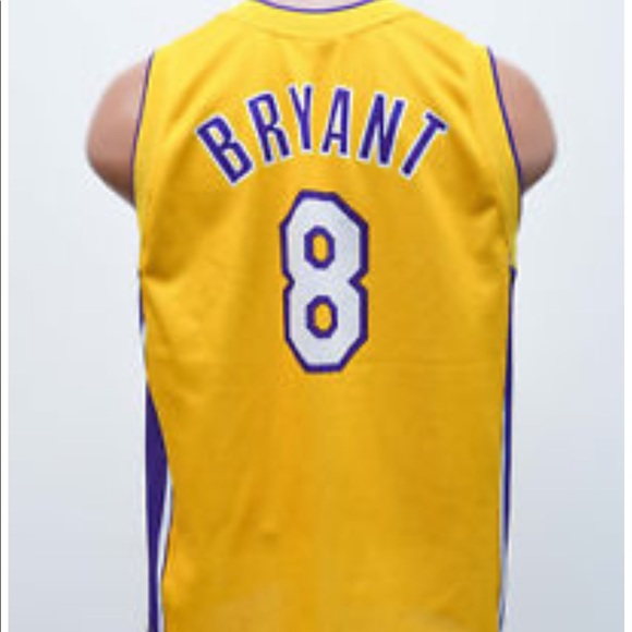 0a78ed8b84a9 Champion Other - VINTAGE CHAMPION KOBE BRYANT  8 LAKERS NBA JERSEY
